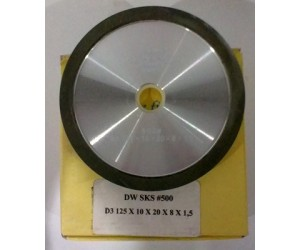 DIAMOND WHELL SKS  D3 125 MM #500